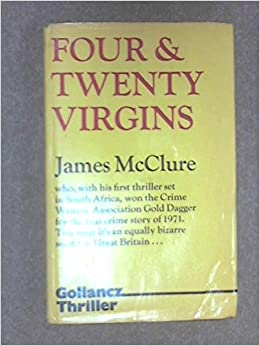 Four And Twenty Virgins James McClure Amazoncom - 23 of the strangest books to ever appear on amazon