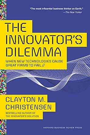 Amazon the innovators dilemma when new technologies cause digital list price 2499 fandeluxe Choice Image