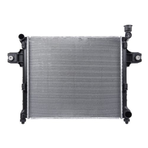 Jeep Grand Cherokee Radiator (Spectra Premium CU2839 Complete Radiator for Jeep Commander/Grand Cherokee)