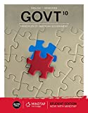 Software : MindTap Political Science for Sidlow/Henschen's GOVT [Online Courseware]
