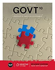 Learn American Government YOUR Way with GOVT 10! This easy-reference textbook presents course content through visually engaging chapters as well as Chapter Review Cards that consolidate the best review material into a ready-made study tool. W...