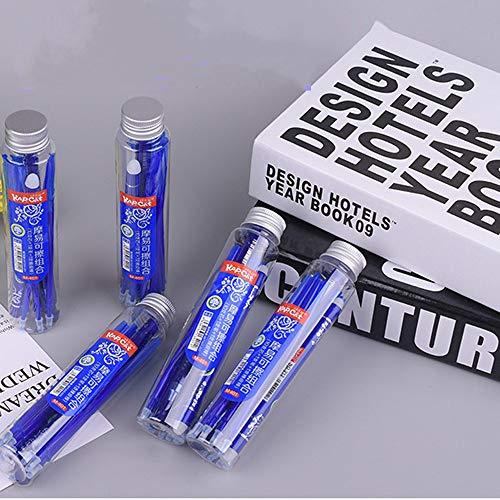 Iulove Erasable Pen 0.5mm Gel Pen Office Supplies Student Removed Friction (Best Men's Subscription Boxes 2019)