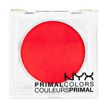 NYX Primal Colors Hot Orange