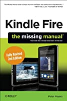 Kindle Fire HD: The Missing Manual, 2nd Edition Front Cover