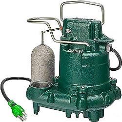 Zoeller M63 Submersible Sump Pump