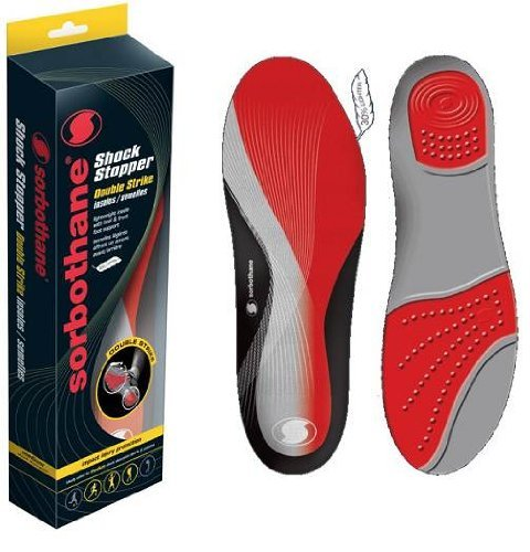 Sorbothane Double Strike Insole (9) by Sorbothane