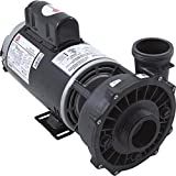 "Waterway Executive Spa Pump Side Discharge 56-Frame 2"" 4.0Hp 230V 2-Speed 3721621-1d"