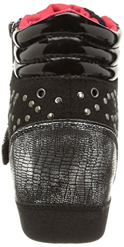 Space Femme Hautes Baskets Noir Kaporal dSqtwCvEw