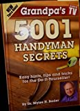 Grandpa's 5001 Handyman Secrets As Seen On TV
