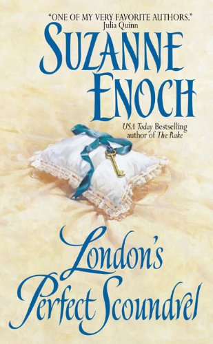 book cover of London\'s Perfect Scoundrel