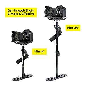 Autopilot Camera Stabilizer Handheld DSLR Video Gimbal System by ProAm USA