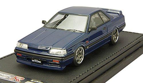 1/43 Nissan Skyline GTS-R R31(ブルーブラック2) IG0274