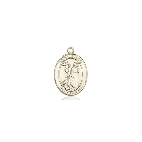Christopher//Martial Arts Pendant DiamondJewelryNY 14kt Gold Filled St