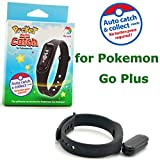 CtrlDepot Brook Pocket Auto Catch for Pokemon Go Plus Bluetooth Bracelet WristBand AutoCatch & Watch Collect Catcher for Android Version