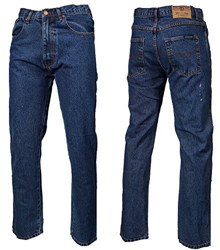 Herren Arbeits-Jeans Texas, lockerer Stil, Reguläre Passform