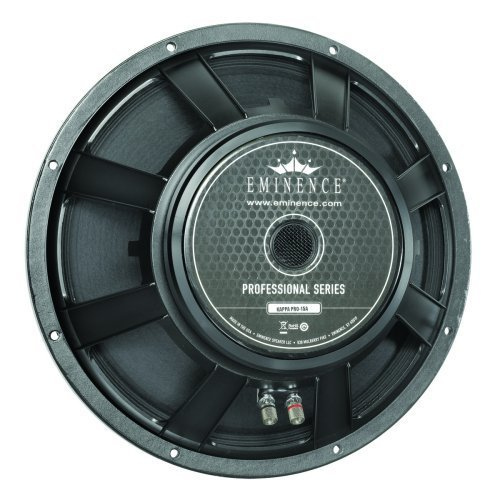 Eminence ProSeries KAPPA PRO-15B Channel Monitor Speaker and Subwoofer Part by Eminence