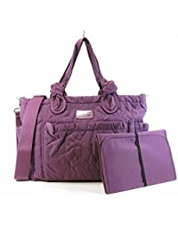 Marc By Marc Jacobs Core Pretty Elizababy Shoulder Bag (Amethyst)
