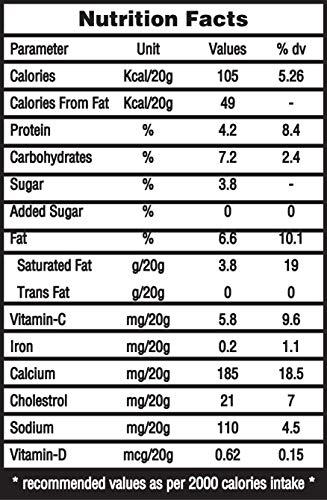 Aadvik Camel Milk Powder 0.7 Oz x 25 servings, 17.5 Oz makes 175 fl oz (Freeze Dried, Gluten free, no additives, no preservatives) by Aadvik (Image #3)