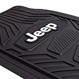 Plasticolor Jeep Weatherpro 4 Pc. Floor Mat Set