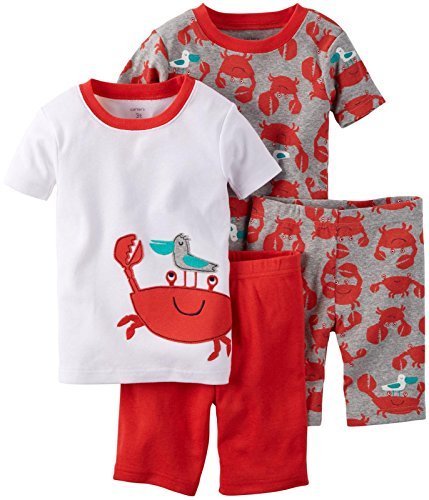 Carters Clothing Outfit 4 Piece Cotton