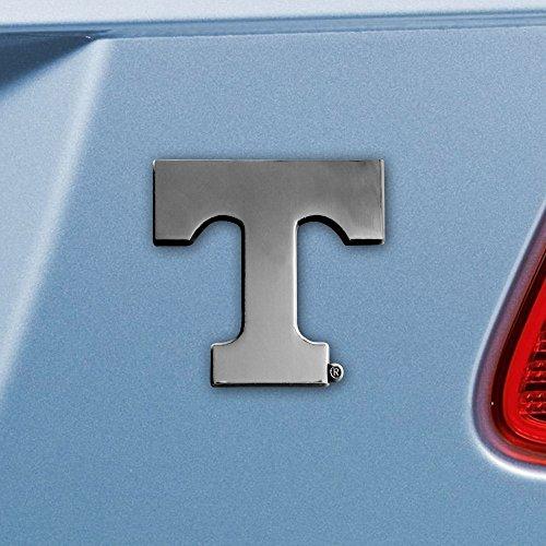 - FANMATS NCAA University of Tennessee Volunteers Chrome Team Emblem