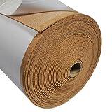 "Fine Grain Cork Adhesive - 1/32"" Thick X 48"" Wide X 6' Long"