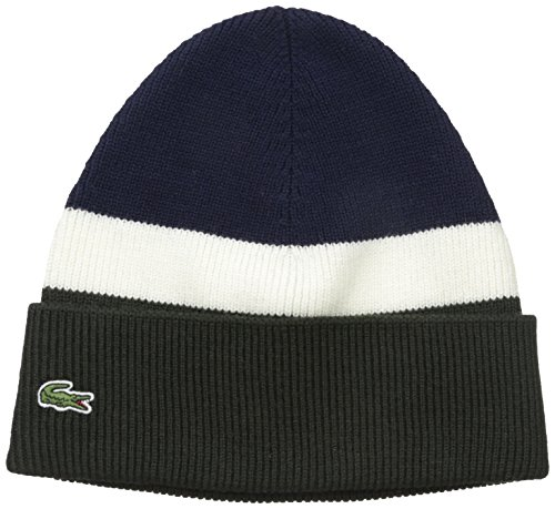 a3ffc847acc Lacoste Men s Made In France Wool Beanie