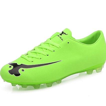 b5cdf05b0 XUEXUE Men's Soccer Shoes/Soccer Cleats/Football Boots Football/Soccer  Anti-Slip, Low-Top Women's Sneakers,Wear Resistant,Long Spike Training Shoes,  ...