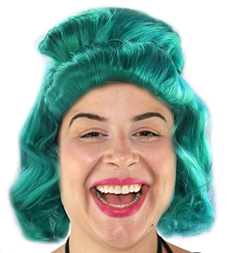 Oompa Loompa Wig for Adults and -