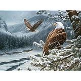 Cobble Hill Winter Eagles, 500-Piece