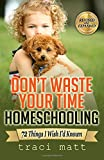 Make the most of your homeschooling efforts by employing some practical pointers from a veteran homeschool mom! With the empty nest looming, author Traci Matt takes a look back at two decades of successes and regrets and offers field-tested i...