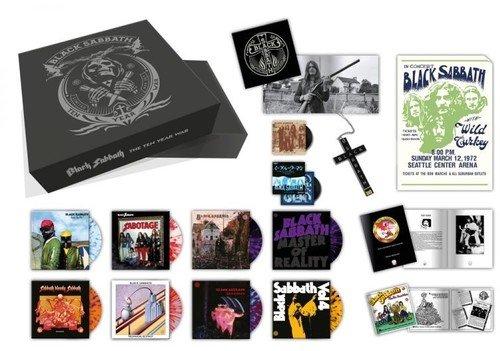 Black Sabbath Box Set - Ten Year War