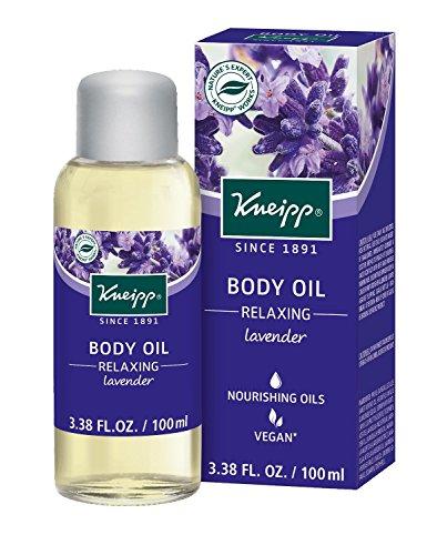 Kneipp Lavender Body Oil, 3.38 fl. Oz, Relaxing