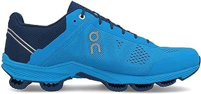 ON - Zapatillas de running de Material Sintético para hombre Azul azul, color Azul, talla 49: Amazon.es: Zapatos y complementos
