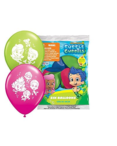 Pioneer National Latex Bubble Guppies 12