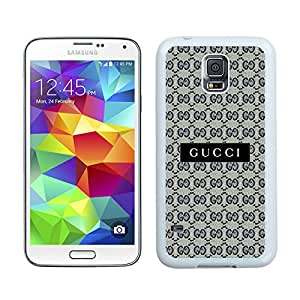 New Antiskid Designed Cover Case For Samsung Galaxy S5 I9600 G900a G900v G900p G900t G900w With Gucci 34 White Phone Case