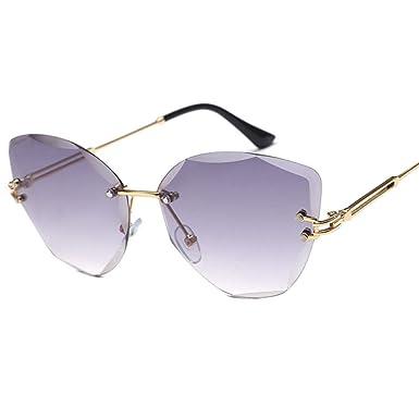 zxldsjhd Gafas de sol de marea de personalidad Gafas nuevas ...