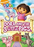 DVD : Dora the Explorer:  Dora and The Three Little Pigs (Fullscreen Edition)