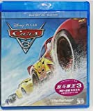 Cars 3 (2D + 3D version, Region A Blu-ray) (Hong Kong Version / English Language. Mandarin & Cantonese Dubbed) 反斗車王3