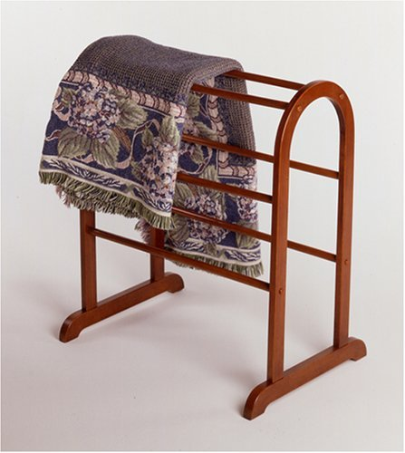 Blanket / Quilt Rack by Modern