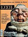 OEIL (L') [No 510] du 01/10/1999 - A L'INSTITUT DU MONDE ARABE - MATISSE AU MAROC - STEINLEN - BOB WILSON - RHLMANN - BARCELO - ROYERE - DAUMIER - JEAN ROYERE. par L'Oeil