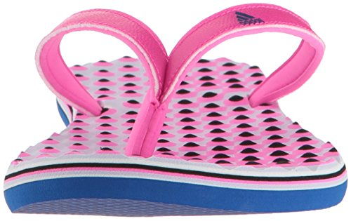 Shock évasée Performance W Dots Sandal Athletic Pink Collegiate Royal 5 Blue Us Gris adidas M Eezay Aero Blanc 7d8W7q