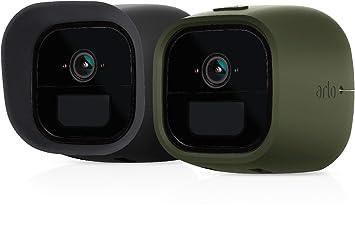 Arlo VMA4260-10000S - Set de 2 Fundas Protectoras diseñadas para cámaras Arlo Go sin