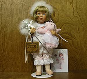 Boyds Bears Resin Tina W/ Tutu Just Bearly Ballet Ballet Child - Resin, Porcelain & Fabric 14.00 IN