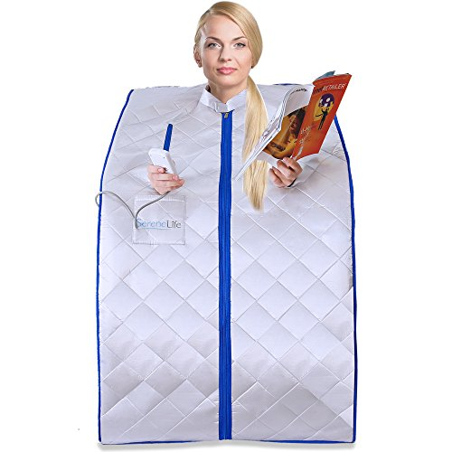 SereneLife Portable Infrared Person Weight