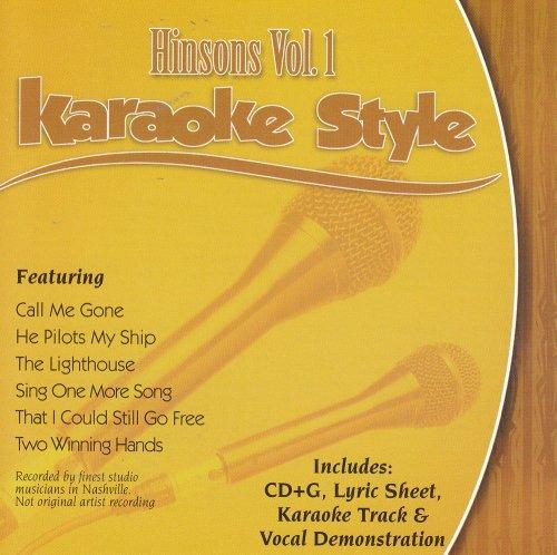 Daywind Karaoke Style: Hinsons, Vol. 1 by Daywind
