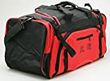 Martial Arts Bag with Mesh, Boxing MMA Deluxe