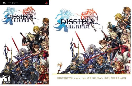 Final Fantasy Dissidia - Limited Edition with Excerpts from