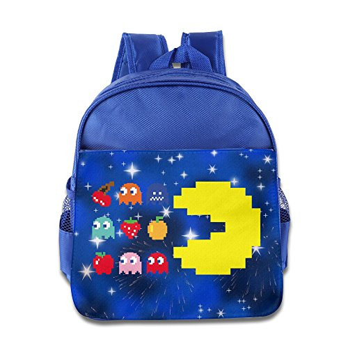OAO Pac Man Characters Backpack For Kids