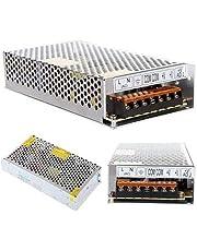 محول تيار كهربائى 220 فولت الى 12 فولت 10 امبير لكاميرات المراقبة وكشافات LED Flexable
